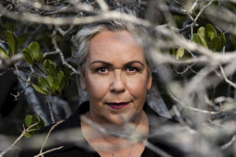 Fiona Foley and her mother fought for native land title recognition for Badtjala people.