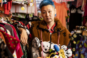 Emily Zhao is closing her fashion shop Wanting Collection on South King Street.