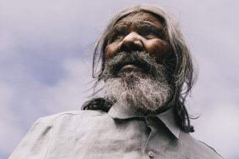 David Gulpilil has long dreamed of buying a ferry for his homeland.