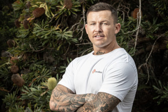 Todd Carney: 'Mum said the only person I hurt was myself and I was the only one who could fix it.'