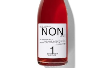 Non is one of the alcohol-free drinks on offer.