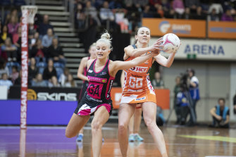 The West Coast Fever and Adelaide Thunderbirds will take on the Swifts and Giants in NSW to start their season.