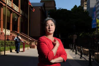 Greens MP Jenny Leong dissented from the majority.