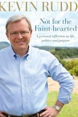 Kevin Rudd's autobiography.