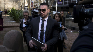 Salim Mehajer: Former Auburn mayor in solitary confinement
