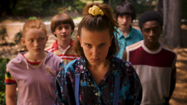 The Russians are coming: Stranger Things' new season revisited Cold War anxieties.