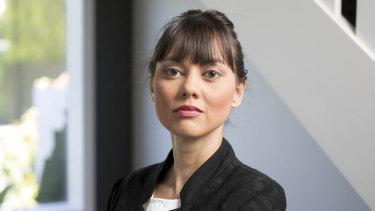 Former Melbourne councillor Tessa Sullivan says she won't run for public office again.