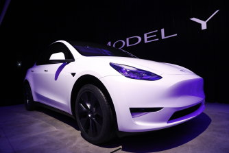 Test drivers in a Tesla Model Y found the vehicle - with Autopilot technology engaged - was able to steer itself along painted lines but at no time displayed a warning that the driver's seat was empty.