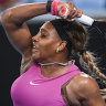 Serena out of Ash clash, but driven by Barty and Brady in record chase