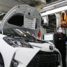 How one COVID case upended Toyota's just-in-time supply chain