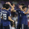 Clinical Japan stun Iran to reach another Asian Cup final