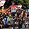 Simon Yates maintains Vuelta lead, Jelle Wallays holds off sprinters