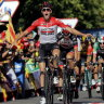 Simon Yates maintains Vuelta lead, Jelle Wallays holds off sprinters
