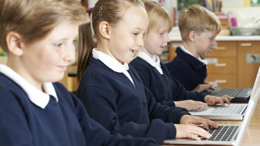 Device use in the classroom is under scrutiny.