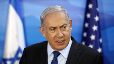 Netanyahu, facing a corruption charge, will only be forced to step down if he is convicted and exhausts all avenues of appeal.