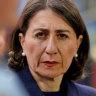 Gladys Berejiklian is steering a rudderless ship