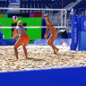 First Olympic volleyball match cancelled as more athletes test positive for COVID-19