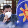 Duterte threatens states if they block returning workers