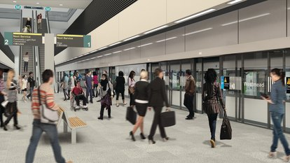 Sydney Metro approval clears way for exact locations of train stations