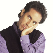 Jerry Seinfeld, comedy's billion-dollar man