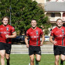 'Always stick together': Burgess brothers uniting for City2Surf