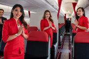 AirAsia at the Paris Airshow 2019 announcing new Airbus A330 planes