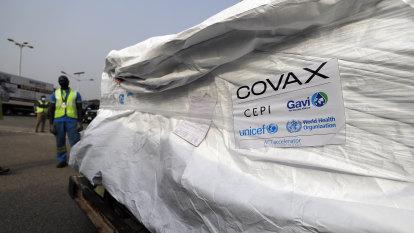 First free coronavirus vaccines distributed