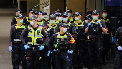 Australia COVID LIVE updates: Victoria Police brace for more anti-vaccine protests over the weekend as COVID-19 cases grow across the nation