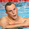 Content Chalmers happy for spotlight to be on US rival Dressel