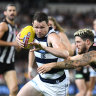 Cats eye Dangerfield to unsettle Andrews