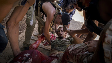 Libya's bloody civil war has claimed at  least 2000 lives.