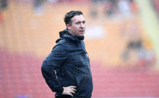 Robbie Fowler helped turn around the fortunes of Brisbane Roar.