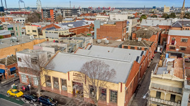 Pringle Automotive is selling up and relocating from 27-35 Leveson Street North Melbourne.