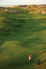Dreaming of that golf trip to Barnbougle Dunes? As of next Friday, you can travel from NSW to Tasmania.