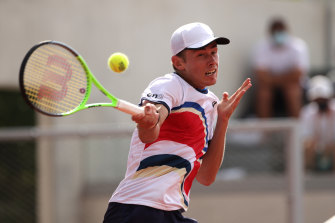Alex De Minaur has little time to dwell on his French Open exit.