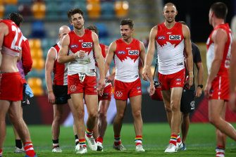 The Swans had a net loss of $6 million this season.