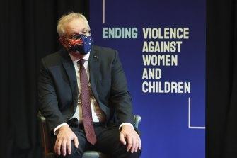 Prime Minister Scott Morrison on Monday.