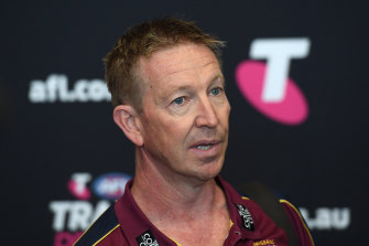 Lions footy manager David Noble says the club would be open to players working other jobs while the league is shut down, within the government's guidelines.