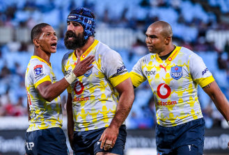 The Bulls are now playing provincial rugby in Europe, along with the Lions, Stormers and Sharks.