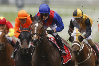Cox Plate favourite Zaaki is headed to Melbourne for the Underwood.