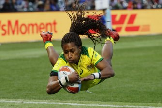 Ellia Green could also be tempted into a temporary switch to rugby league.