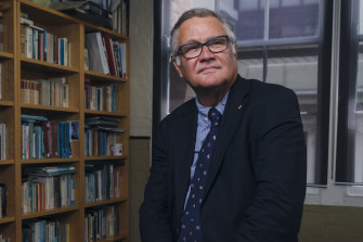Former West Australian premier Geoff Gallop led an inquiry into the changing nature of teachers' work.