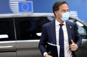Dutch Prime Minister Mark Rutte has warned that not enough people are following the rules to limit the spread of the coronavirus.