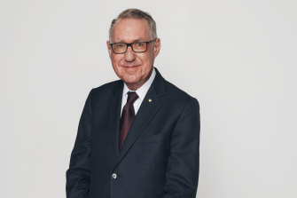 David Gonski says it's prejudiced to think people who attended one type of school can't appreciate another
