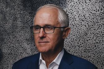 Former Australian prime minister Malcolm Turnbull.