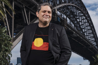 Sydney Festival director Wesley Enoch was determined to expand the Indigenous program.