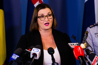Education Minister Sarah Mitchell promised new consent education resources would be made readily available to teachers, but they will be optional.