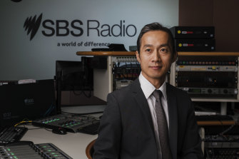 Former ABC executive David Hua was appointed SBS's director of audio and language content late last year.