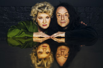 Amanda Muggleton and Paul Capsis are among the Australian theatre stars gathering to fundraise for the Old Fitz.