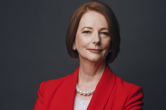 Former prime minister Julia Gillard says business leaders need to step up to help tackle Australia's mental health problems.
